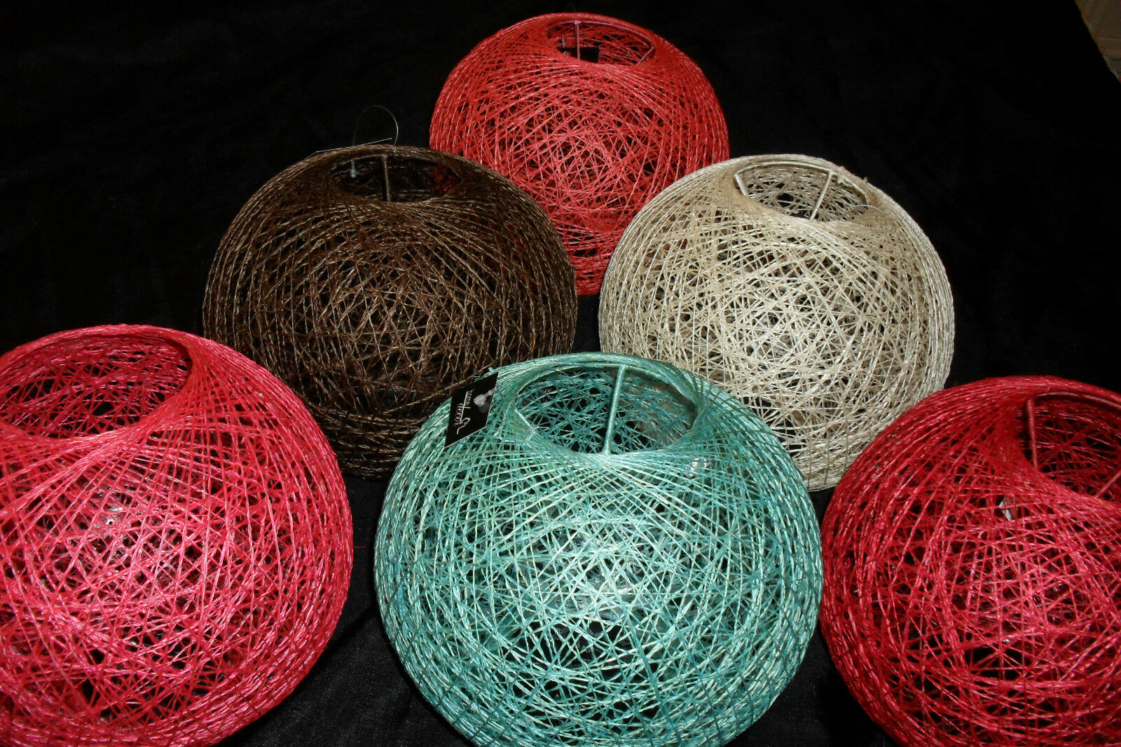Rattan Lamp Shades Rattan Ball Ceiling Light Lamp