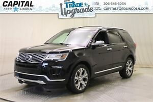 2018 Ford Explorer Platinum 4WD **New Arrival**