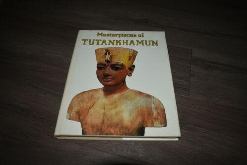 Masterpieces of Tutankhamun by David Silverman 1978