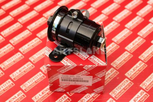 23300-46050 Toyota Oem Genuine Filter, Fuel(for Efi)