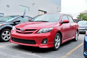 2013 Toyota Corolla S * TOIT OUVRANT * ECRAN TACTILE * BLUETOOTH