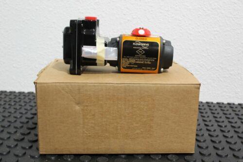 Flowserve Worcester 10EMF39SXZ24DFMOG Pneumatic Full Port Ball Valve Switch