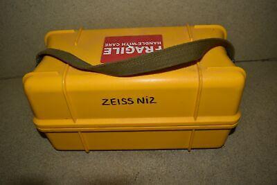 Jm Zeiss Ni2 Surveying Level Jq130