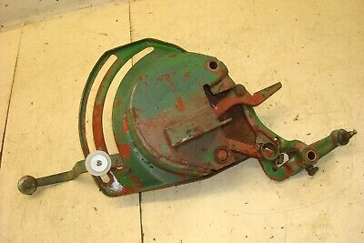 Oliver 1250 Gas Tractor 3pt Guide Lever W Linkage