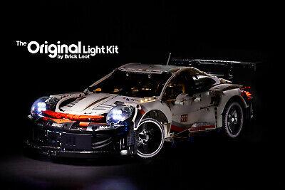 LED Lighting kit fits LEGO ® Porsche 911 RSR - 42096