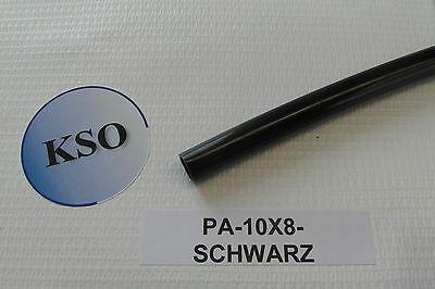 10 m Pneumatik Druckluft Polyamidschlauch Polyamidrohr PA 12 10x8 mm DIN 73378