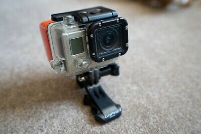 GoPro Hero3 Silver Edition Camcorder (Used)