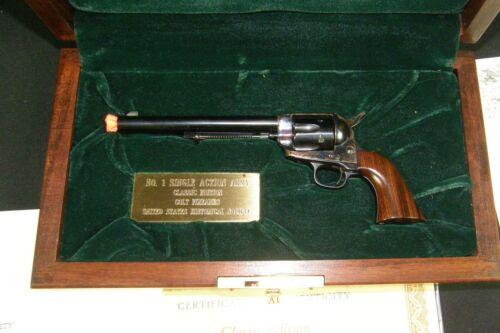 US Historical Society Colt No.1 Single Action Army Miniature Replica Revolver