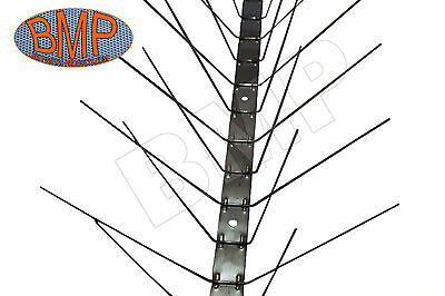 BIRD PIGEON PROTECTION SPIKES REPEL ALL STAINLESS STEEL. WELDED 10ft. 0400102