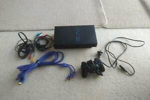 Playstation 2- PAL with 9 games