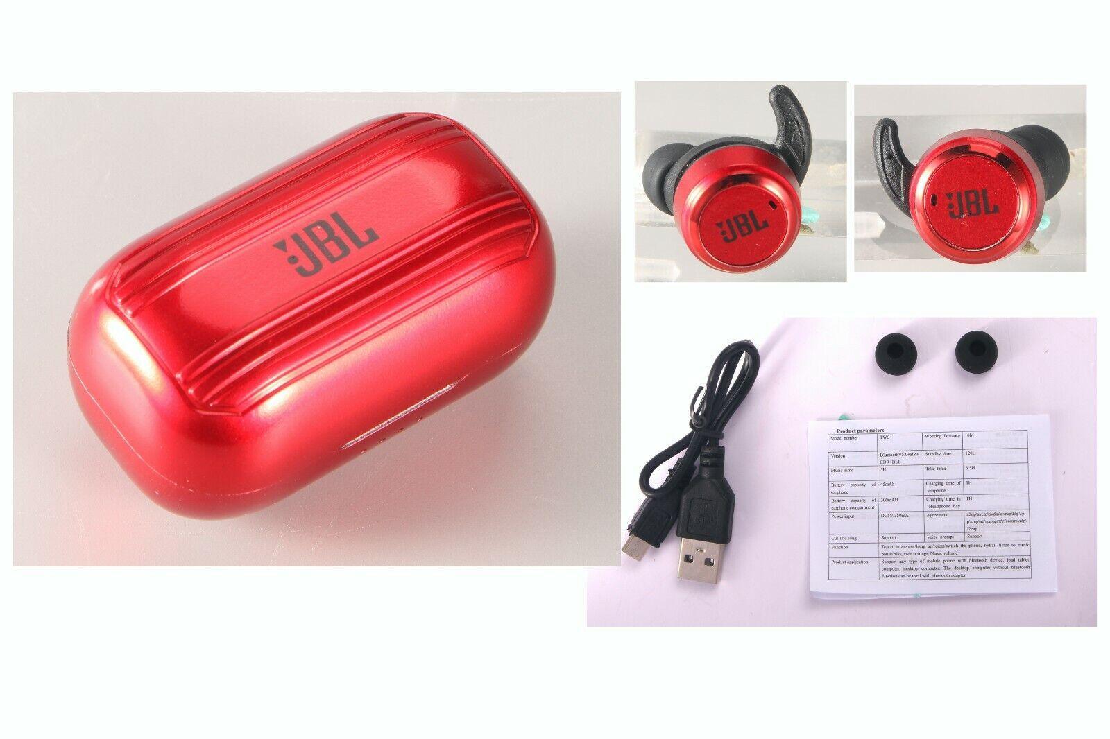 Wireless Bluetooth Earphones For JBL T280 TWS Stereo Earbuds