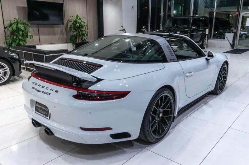 Image 24 Coche Americano usado Porsche 911 Targa 4 GTS 2018