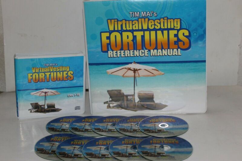 Virtual Vesting Fortunes Real Estate System By Tim Mai