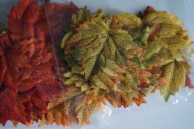 orn Laub Blätter stimmungsvoll - 25 St Pack - 3 Varianten (Herbst Dekoration)