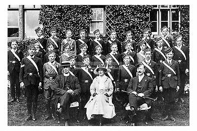 rp16884 - Tebay Boys Brigade , Westmorland - photo 6x4