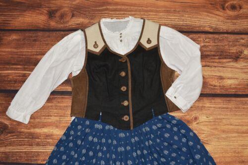 Bavarian Oktoberfest Dirndl vest Size 46 / L