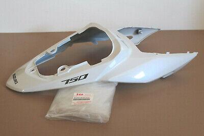 Capot suzuki gsr750 carénage arrière revêtement blanc orig. ab 2011 siège