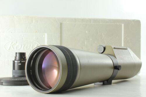 """""""MINT"""" Kowa TSN-1 Spotting Scope 20-60x Eyepiece for Birdwatching From JAPAN"""