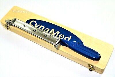 Premium German Watson Skin Graft Knife Handle Dermatome Surgical Instruments