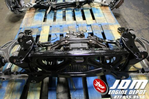 92 02 MAZDA RX7 1.3L FRONT AND REAR SUBFRAMES JDM 13B 1