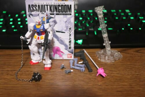 Bandai Gundam Assault Kingdom Vol 7 #25 RX-78-2 Gundam Figure