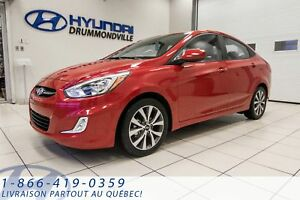 HYUNDAI ACCENT SE 2017 + MAGS + TOIT + FOGS +WOW!