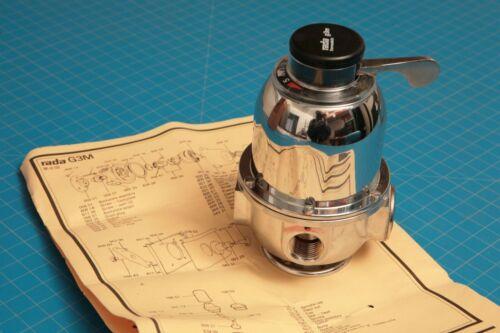 Rada g3m blending thermostatic mixing blending valve