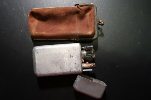 WWI RANDALL & BECTON BOSTON MA U.S ARMY MEDICAL KIT POCKET SIZE CONTENTS & POUCH