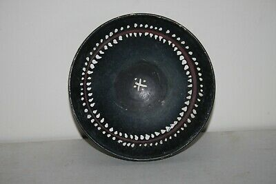 ANCIENT GREEK POTTERY HELLENISTIC BOWL 3rd  CENTURY BC