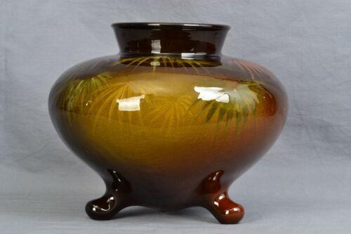 Owens Pottery 1905 Utopian Palm Fronds 3 Foot Large Vase/Pot