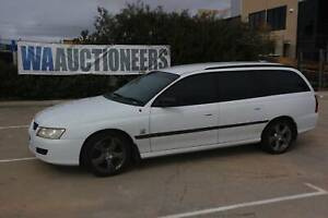 2005 Holden VZ Executive Wagon - CURRENT AUCTION Wangara Wanneroo Area Preview