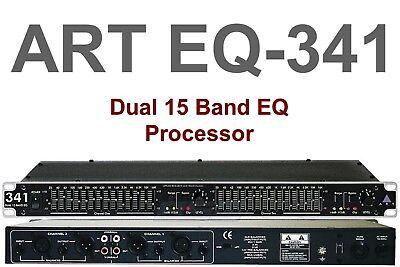 Signal Processors/Rack Effects - Eq Processor