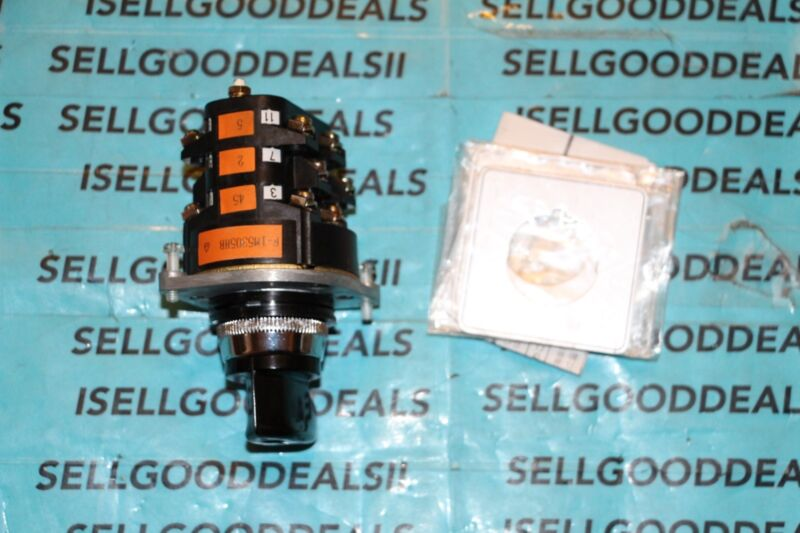 FUJI Electric RC310 F-1M5305HB Rotary Switch 5-Position 220V New