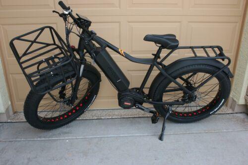 Bafang Ultra MidDrive Hunting Ebike Bicycle 1000 w 17ah Samsung Hydraulic Brakes