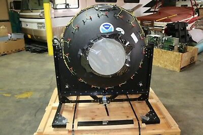 Large Labsphere Radiometric Hemisphere 43 Diameter