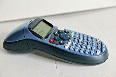 Dymo Letratag Lt-100h Portable Electronic Label Printer Blue Color