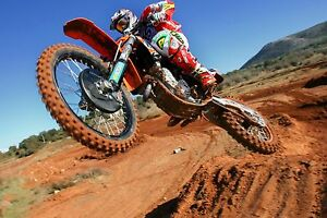 Motocross-Motorbike-New-Photo-Poster-Print-Wall-Art-Large-size-A4-A2-A1-MT
