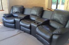 Leather 3 seater recliners Roleystone Armadale Area Preview