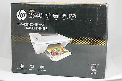 HP Deskjet 2540 All-in-one Printer Wi-fi Printer Scanner Copier Copy Wireless