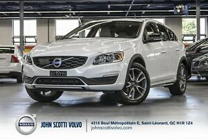 2017 Volvo V60 Cross Country T5 AWD CERTIFIÉ 31 MAR 2023 OU 1600