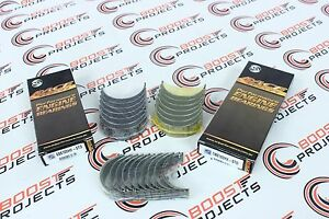 ACL Race Series Main & Rod Bearing Set w/extra clearance for Toyota 2JZGE 2JZGTE