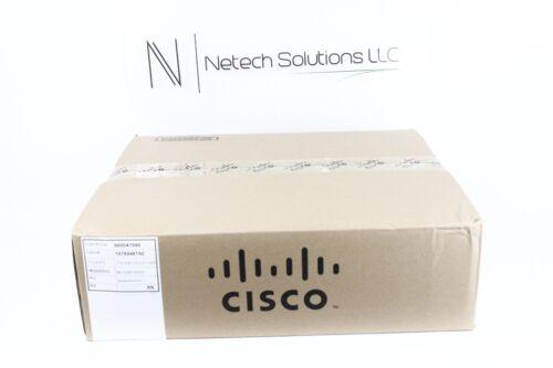 New Cisco Ws-c2960x-24ps-l 2960-x 24 Port Poe 370w Lan Base Switch