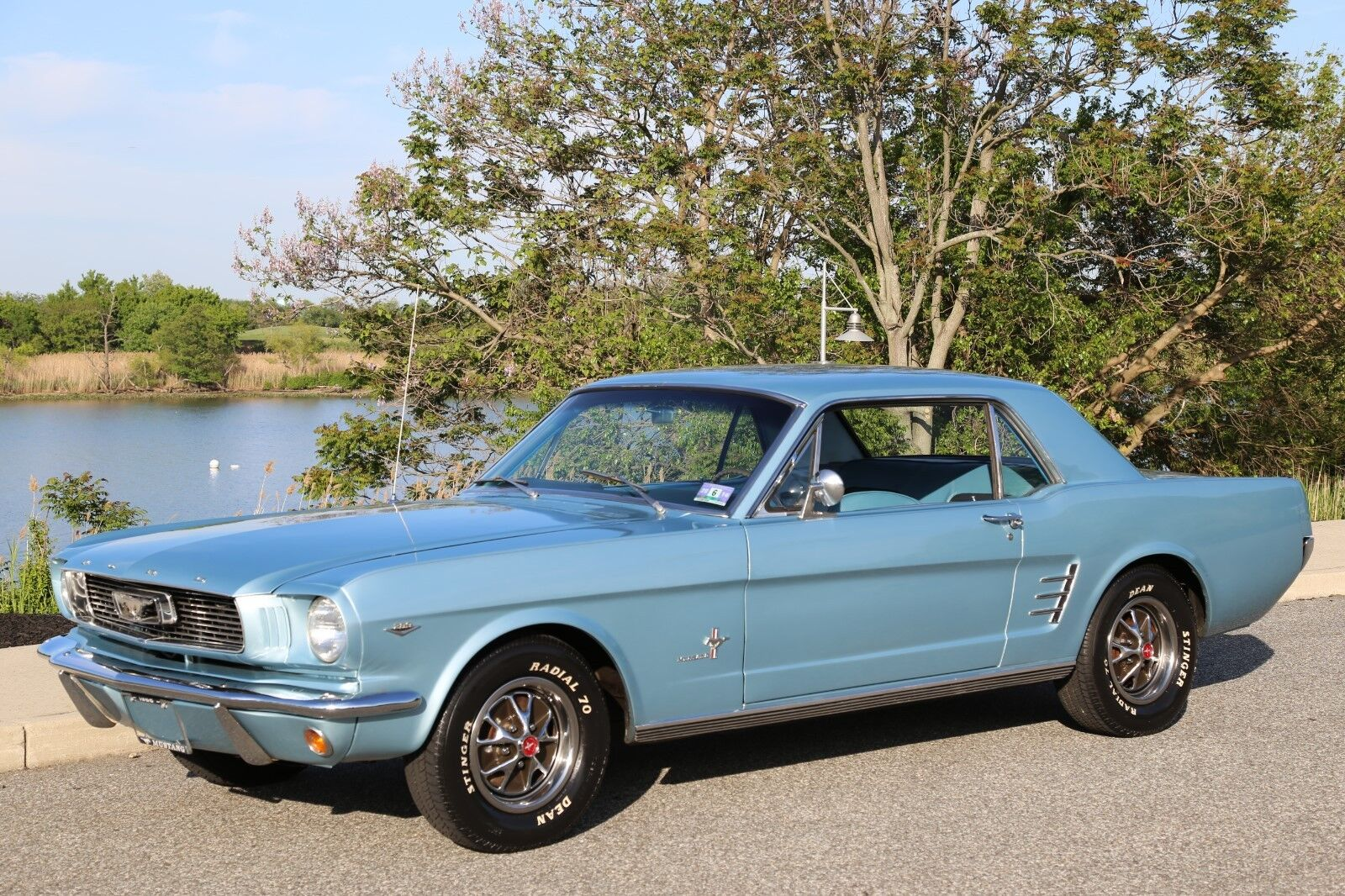 1966 FORD MUSTANG COUPE MATCHING #'s 289 V8 AUTO FRAME UP RESTORATION BUY IT NOW