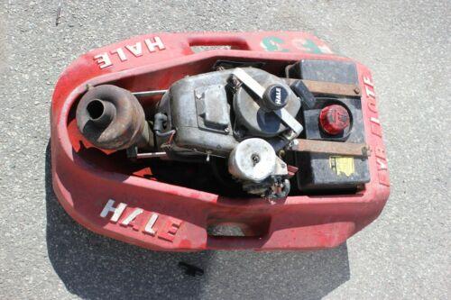 HALE FYR FLOTE Portable Fire PUMP