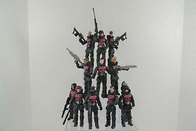 Action Figure Custom Lot Spec Ops 3 3/4 3.75 Marauders 1/18 Post Apocalypse Guns