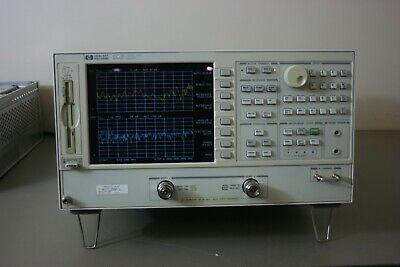 Hp Agilent Keysight 8753e Network Analyzer 30khz-6ghz Calibrated Warranty