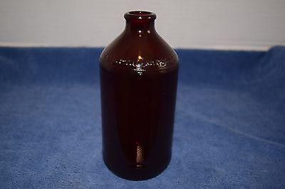 Vintage 1963 Royal Ruby Anchor Glass Schlitz Cone Top Beer Bottle