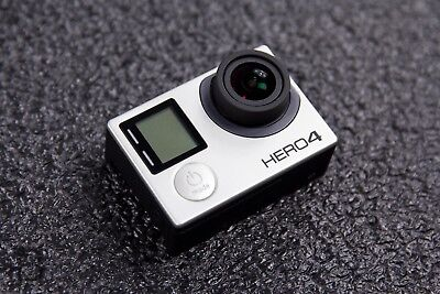 GoPro HERO4 BLACK Edition 4K Action Camera Camcorder CHDHX-401