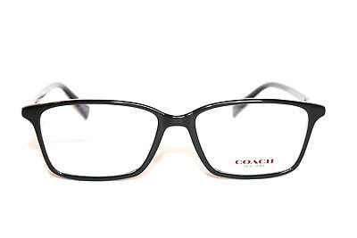 COACH 6077 eyeglasses 5002 Black 53-15-135 Eyewear COACH Case and cloth included