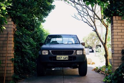 1992 Holden Rodeo